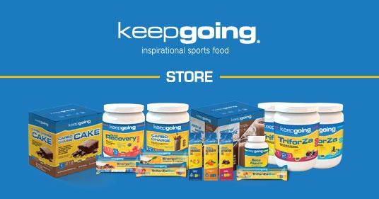 Resultado de imagen de keep going nutricion