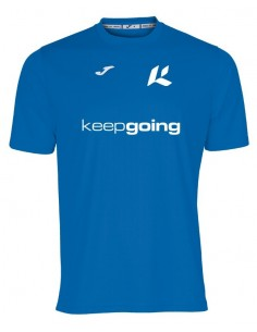 Camiseta tecnica Keepgoing Inspiration