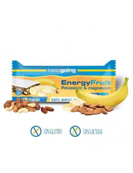 Energy fruit Bar